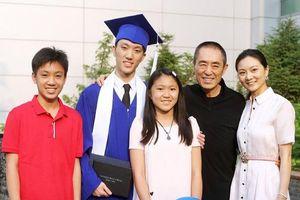 'Tình cũ 8 năm' của Củng Lợi - Trương Nghệ Mưu hạnh phúc khoe con trai nhưng nhan sắc vợ trẻ bí mật mới gây bão