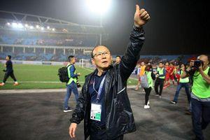 HLV Park Hang Seo chốt danh sách đội tuyển Việt Nam dự King's Cup