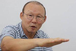 ĐTVN đá King's Cup: HLV Park công bố danh sách 'chưa từng có'