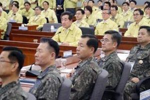 Hàn Quốc tiến hành diễn tập quân - dân sự