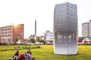 Xử lý ngập nước, ô nhiễm nhìn từ Hà Lan