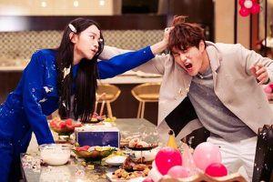 'Thiên thần vô tư' tập 3: L (Infinite) và Shin Hye Sun giật tóc ẩu đả, quyết không nhường nhịn