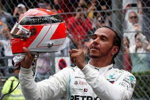Câu nói quyết định giúp Lewis Hamilton giành chiến thắng ở GP Monaco