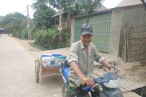 Sam Mứn (Điện Biên): Dân khổ vì nguồn nước cạn kiệt do nắng nóng kéo dài