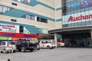 Nguyên nhân tử vong của người đàn ông tại Trung tâm thương mại Mipec Long Biên