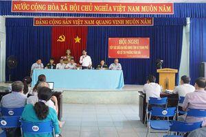 Đại biểu HĐND tỉnh tiếp xúc cử tri TP. Nha Trang