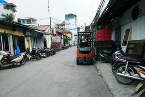 Sai phạm ở 460 Trần Quý Cáp, Hà Nội: xây dựng không phép, ô nhiễm trầm trọng