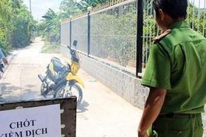 Dịch tả lan rộng ra 4 huyện của tỉnh Đồng Tháp