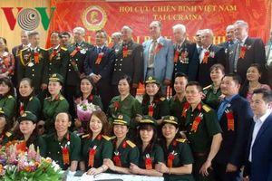 Đại hội Hội Cựu chiến binh Việt Nam tại Ukraine