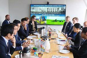 7 tập đoàn Na Uy muốn cùng Hà Nội xây dựng thành phố thông minh