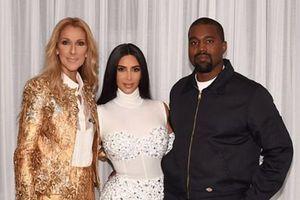 Kim Kardashian phô dáng 'đồng hồ cát' cùng chồng hẹn hò ở Vegas