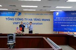 Dự án Trung tâm dữ liệu của VNPT nhận chứng chỉ Uptime Tier III