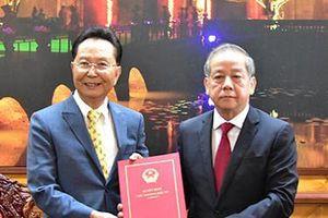 Thêm dự án đầu tư vốn 15 triệu USD vào Thừa Thiên Huế