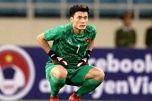 U23 Việt Nam: Bùi Tiến Dũng trở lại, lần đầu cho Martin Lo