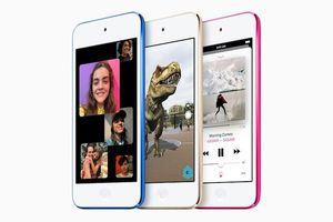 Apple bất ngờ ra mắt iPod touch mới, bộ nhớ lên tới 256GB
