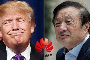 Người sáng lập Huawei tiết lộ cách phản ứng với ông Trump