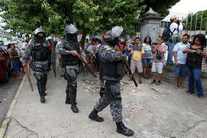 57 tù nhân thiệt mạng vì bạo loạn ở Brazil