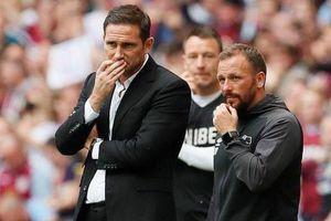 Lampard chết lặng vì sai lầm của học trò ở trận cầu 170 triệu bảng