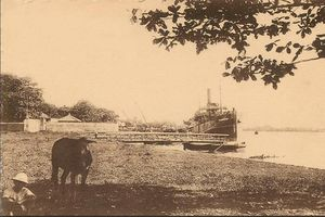 135 năm trước, cảng Ba Son được xây dựng như thế nào?