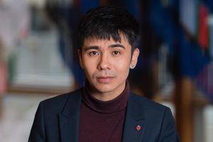 Thưởng thức 'lén' tác phẩm mới của nhà thơ gốc Việt nổi tiếng