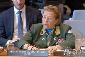 Bình đẳng giới trong quân ngũ qua góc nhìn của nữ tư lệnh gìn giữ hòa bình
