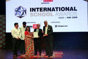 NHG nhận giải 'Trường học sử dụng công nghệ tốt nhất ISA 2019'