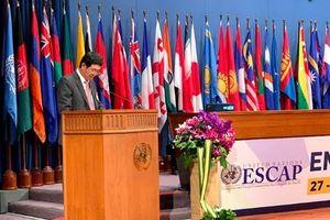 Ủy ban Kinh tế - Xã hội châu Á - Thái Bình Dương họp tại Thái-lan