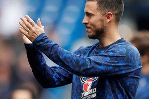 Eden Hazard: 'Không bao giờ quay trở lại Anh thi đấu'