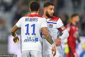 Lyon cho phép Nabil Fekir ra đi