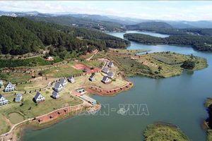 'Ma trận' trình tự ban hành văn bản QL đất đai tại hồ Tuyền Lâm