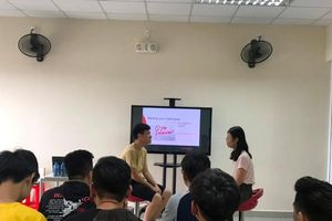 Trải nghiệm thú vị tại Ngày hội Hướng nghiệp – Career Day 2019