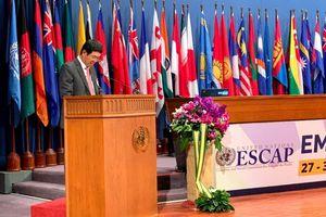 Việt Nam dự họp Khóa 75 Ủy ban Kinh tế - Xã hội châu Á - Thái Bình Dương (ESCAP)
