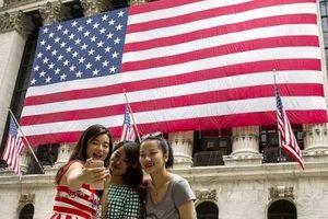 Chiến tranh thương mại khiến khách du lịch Trung Quốc ngại đến Mỹ