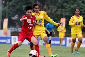 Giải nữ Cup Quốc gia - Cup LS 2019: Hà Nội tiếp tục mạch chiến thắng