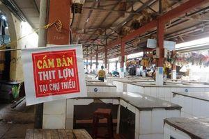 Chủ tịch tỉnh Thanh Hóa yêu cầu các địa phương không được cấm bán thịt lợn