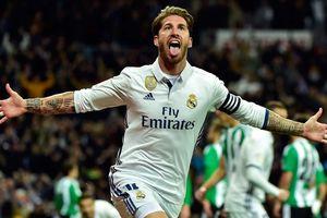 Bất hòa với ông chủ Real Madrid, Sergio Ramos muốn đến Trung Quốc… kiếm tiền