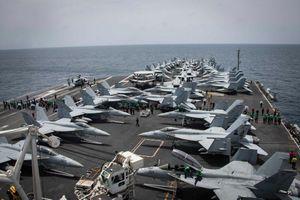 Iran tố Mỹ 'gây căng thẳng'