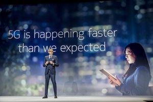 Nokia tự tin hưởng lợi từ 'bế tắc' của Huawei