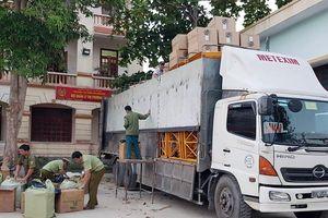 Quản lý thị trường Quảng Bình: Ít 'quân' nhưng vẫn sát địa bàn