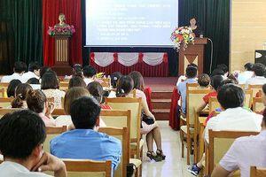 Tăng cường phối hợp để triển khai công tác phổ biến, giáo dục pháp luật đạt hiệu quả