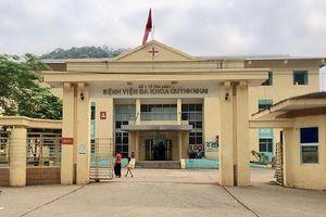 Bắt khẩn cấp cán bộ viện bị tố hiếp dâm bệnh nhi 13 tuổi tại phòng chụp X-quang