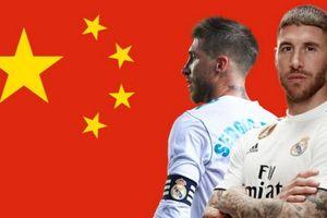 Ramos đòi rời Real Madrid để tới Trung Quốc thi đấu!