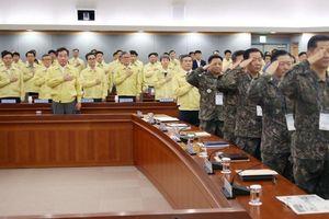 Hàn Quốc tổ chức diễn tập quân - dân sự