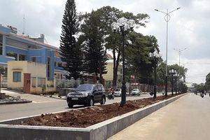 Chỉnh trang đô thị tiến tới chào mừng 90 năm thành lập đô thị Pleiku
