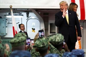 Quân đội Nhật trang bị 'khủng', ông Trump trông cậy hỗ trợ