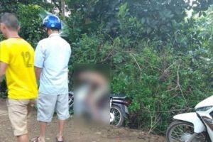 Hòa Bình: Nam thanh niên chết gục trên xe máy ở vệ đường