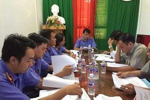 Viện kiểm sát trực tiếp kiểm sát công tác thi hành án dân sự tại cơ sở
