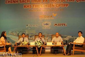 Khi nào Biểu thuế ưu đãi xuất khẩu, nhập khẩu trong CPTPP được ban hành?