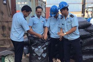 Hải quan Bà Rịa- Vũng Tàu: Thu gần 1,6 tỷ đồng từ xử lý vi phạm hành chính