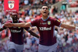 Aston Villa lên hạng: Sự đền đáp của John Terry